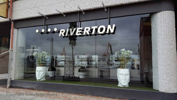 Hotell Riverton