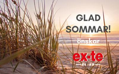 Glad Sommar!