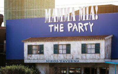 Mamma Mia The Party!