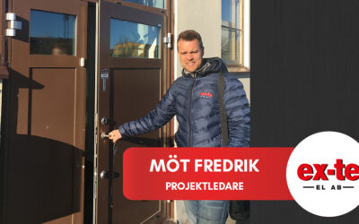 Möt Fredrik